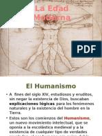 2015 - Humanismo y Renacimiento