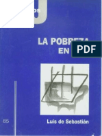 CJ 85, La Pobreza en Estados Unidos - Luis de Sebastián