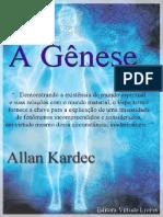 A Genese (Portuguese Edition) - Allan Kardec