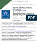 Modeling IPR