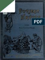 Vjekoslav Klaić - POVIJEST HRVATA 5 - svezak treći - dio prvi - 1527-1608