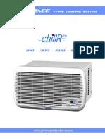 ChillR Installation