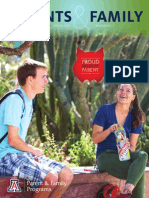 University of Arizona Parents & Family Magazine Spring 2015