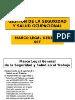 07 Normas Legales de La Seguridad y Salud en El Trabajo en Mineria