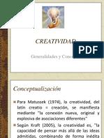Fundamentos de Creatividad An