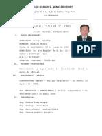 Curriculum Vitae Henry