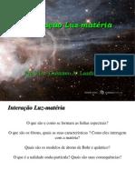 04 Luz Materia