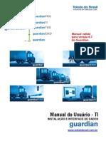 Manual Do Usuario Ti Instalacao e Interface de Dados Guardian Versao 6.7