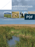 North American Bird Conservation Initiative informative 2014 Farm Bill guide