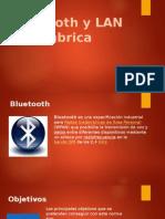Bluetooth y LAN Inalámbrica
