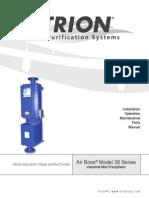 Precipitador Model38IOSManual.pdf