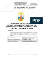 Region Callao Bases