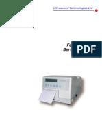 Ultrasound Technologies Fetatrack 310 (1) - Service Manual