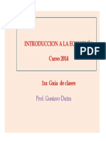 1ra GuiaClasesIntroEc2014