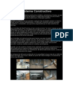 Sistema Constructivo en Metal o Acero