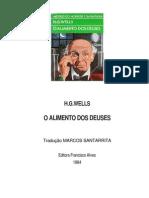 O Alimento Dos Deuses - H. G. Wells