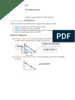 Geometría y Trigonometría