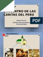 Encuentro de Las Cáritas Del Perú