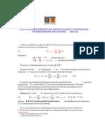 ecuaciones diferenciales cuasilineales