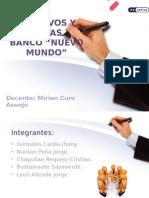 Plan Comercial Banco Nuevo Mundo