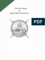 Divine Liturgy Book 1997