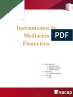 Instrumentos de intermediacion financiera