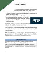 Evidencia Cuentas T