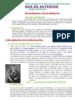 Personajes de La Literatura Griega en La Literatura Contemporánea