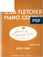Leila Fletcher - Piano Course - Book 3