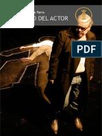 De La Parra, Marco Antonio - El Cuerpo Del Actor
