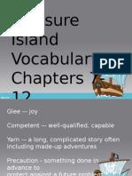 treasure island 7-12