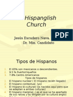 La Hispanglish Church