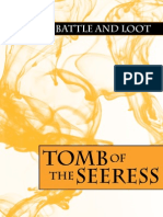 AGE Battle & Loot - Tomb of the Seeress