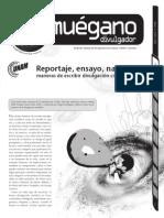 Reportaje Ensayo Narrativa