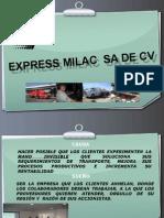 Presentacion Express Milac
