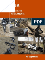 Attachment Catalogue
