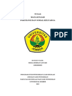 Resume Psikologi & Sosial Keluarga Final
