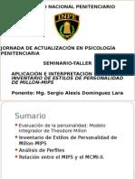 Exposición Mips-sergio Dominguez