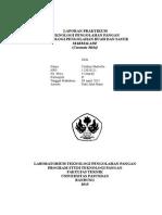 laporan TPP3marmalade