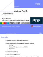 WSTE 09292009 CICSWebServicesPart2Deployment Williams