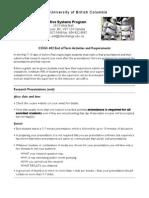 Final Presentation Guide