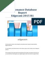 EdgeCAM 2015