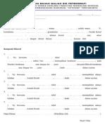 Description Sheets