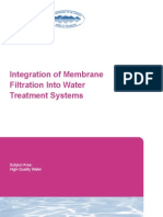 Integration of Membrane