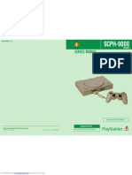 Scph7501 Service Manual