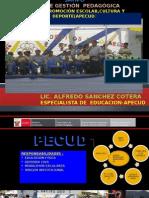 Plan de Trabajo de Pec-2012