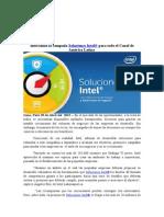 Intel lanza la campaña Soluciones Intel® para todo el Canal de América Latina
