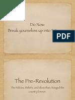 final powerpoint pre-rev war