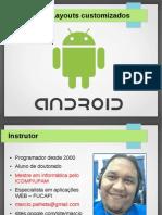 Layout Customizados Android