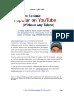 YouTube Popular v2.3